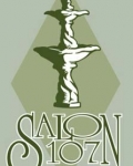 Salon 107 Logo